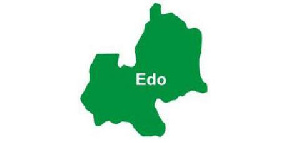 File photo: Edo State map