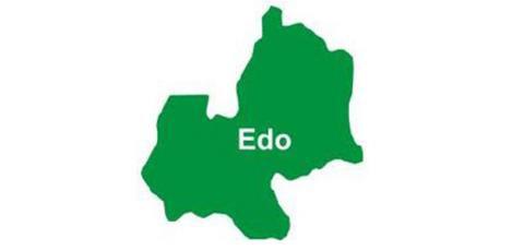 File photo: Edo State map