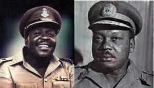 General Aguiyi Ironsi  and Adekunle Fajuyi