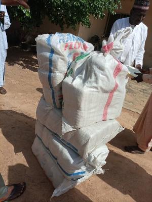 Intercepted illicit drugs