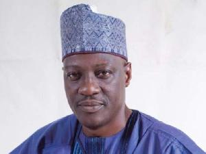 Immediate past governor of Kwara State, Abdulfatah Ahmed