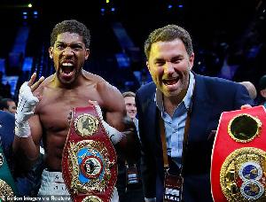 World Heavyweight Champion, Anthony Joshua
