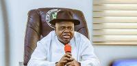 Bayelsa State Governor, Douye Diri