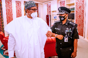 President Muhammadu Buhari, Usman Alkali Baba