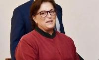 US Consul General, Claire Pierangelo