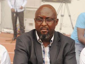 Head coach of Akwa United, Kennedy Boboye