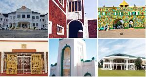 Beautiful palaces in Nigeria