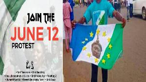 June 12 protest