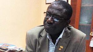 Chief Medical Director (CMD) of LASUTH, Prof. David Adewale Oke