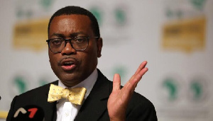The President of the African Development Bank, Akinwumi A. Adesina