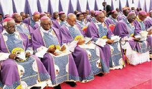 Catholic Bishops of Ibadan Ecclesiastical Province
