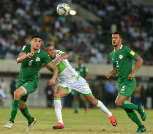 The Super Eagles have not played since they beat Lesotho 4-2 last November