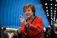 IMF Chief - Kristalina Georgieva