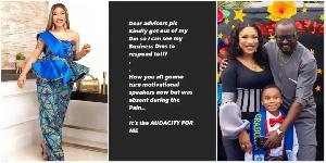 Nigerian actress, Tonto Dikeh and new lover, Kpokpogri