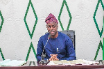 Governor of Oyo State, Seyi Makinde