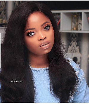 I quit acting because of kissing scenes - Actress, Juliana Olayode
