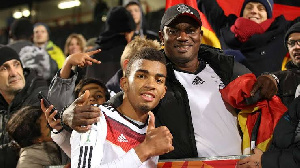 Kevin Akpoguma was born in Neustadt to a German mother and Nigerian father