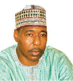 Governor Babagana Zulum of Borno state