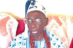 The deceased, Oba Samuel Kolapo Adegbite-Adedoyin