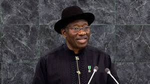 File photo: Goodluck Jonathan