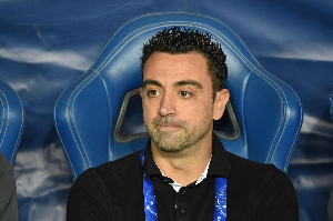 Xavi Hernandez   | Getty Images