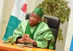 The Kano State Governor, Abdullahi Umar Ganduje