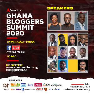 The 2020 Bloggers Summit