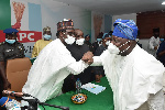 Akinwunmi Ambode, former governor of Lagos State appointed by the APC