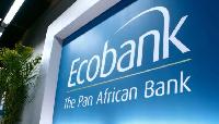File photo: Ecobank logo