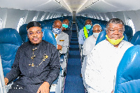 Udom unveils new aircraft for Ibom Air