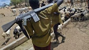 File photo: Fulani herdsmen