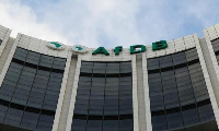 File photo: The AfDB building