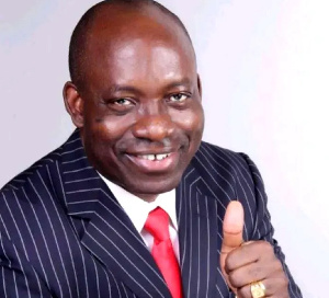 ormer Governor of the Central Bank of Nigeria, CBN, Prof. Charles Soludo