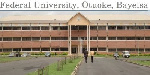 Federal University Otuoke, Bayelsa State