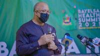Director General, Nigeria Centre for Disease Control Chikwe Ihekweazu PHOTO:Twitter