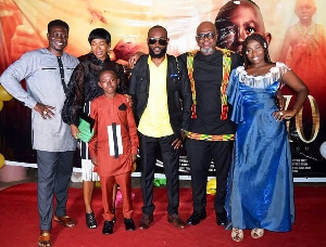 Ogbozo was nominated 19 times at the Ghana Movie Awards