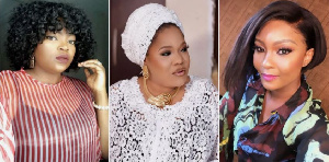 Nigerian actresses who cashed out in year 2020.