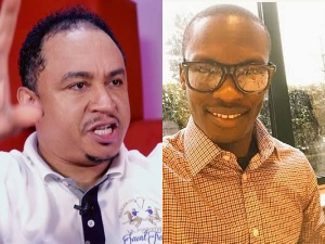 Sexual Abuse: Dr Olufunmilayo is a perfect definition of a hypocrite - Daddy Freeze