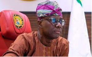Lagos State Governor, Mr Babajide Sanwo-Olu