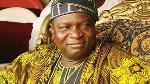 Former Governor of Osun State, Prince Olagunsoye Oyinlola