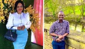 Bola Aseyan and Dr Olufunmilayo