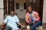 Senate Chief Whip, Orji Kalu visits Stanel Boss, Uzochukwu