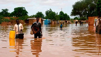 The capital, Niamey, has been worst hit by the floods