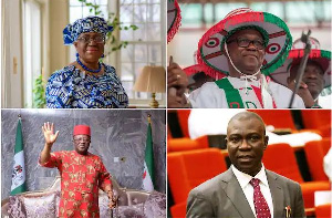 Shortlisted politicians for 2023 election
