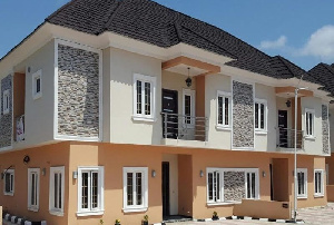 Luxury houses in Lagos