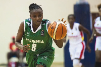 Nkechi Akashili was a national basketball hero just over two years ago