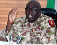 Chief of Army Staff (COAS), Lt.-Gen. Ibrahim Attahiru