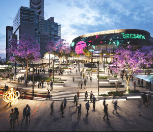 Brisbane was picked Wednesday, July 21, to host the 2032 Olympics