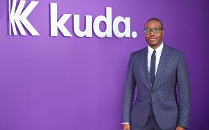 The CEO, Kuda Technologies, Babs Ogundeyi