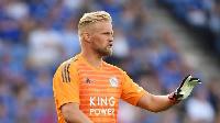 Leicester City goalkeeper, Kasper Schmeichel